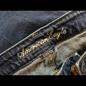 American Eagle Skinny Stretch Jeans - Size 10